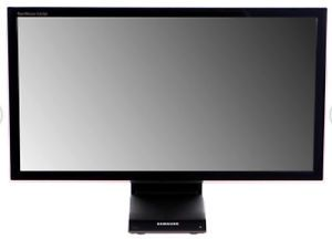 """Samsung 23"""" LED Wireless Monitor Central Station C23A750X HDMI Ethernet USB 3 0"""