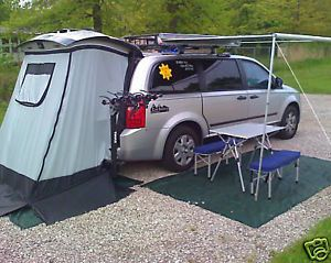 Minivan camper Van Conversion Package on VW Dodge Other