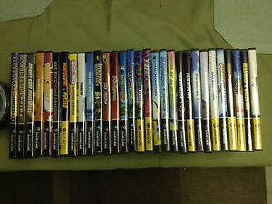 Nintendo GameCube Video Game Lot 30 Games Mario Sunshine Megaman x Super Smash