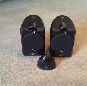 Acoustic Research AW877 Wireless Stereo Speakers