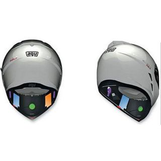 Agv Agvoice Wireless Communication System Motorcycle Communicators