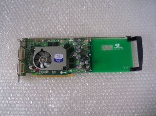 NVIDIA Quadro FX 1400 PCIe Video Card HP Workstations XW4200 395817 001