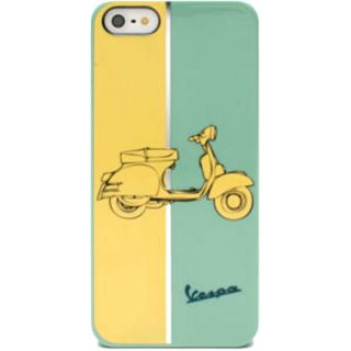 VESPAHCIPHONE52 Hard Case FÃŒR Apple iPhone 5 Vespa Style Farbmodell