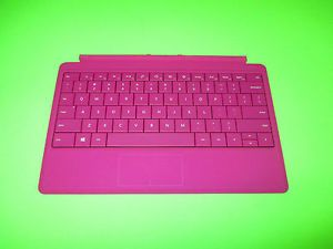 Microsoft Type Cover 2 Newest Model Keyboard Microsoft Surface Pink