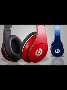 Beats by Dr Dre Beats Studio Over The Ear Headphones