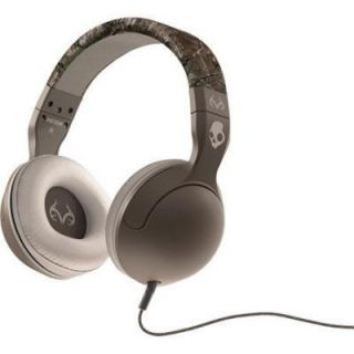 New Skullcandy Hesh 2 0 Headphones with Mic Realtree Camo Dark Tan