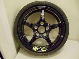 Mercedes Benz C230 Kompressor Spare Tire Wheel Space Saver 1 8 Coupe