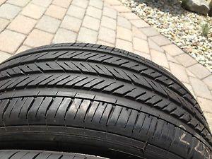 4 Michelin Tires Pilot HX MXM4 225 50 17 Acura Honda Accord