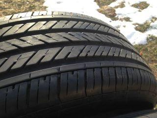 2 Michelin Tires HX Pilot MXM4 225 50 17 Honda Accord
