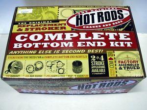 Hot Rods Crank Crankshaft Complete Bottom End Kit Polaris RZR 800 08 10 CBK0123