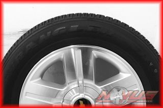 "New 20"" Chevy Silverado LTZ Tahoe GMC Yukon Sierra Wheels Goodyear Tires 22 18"