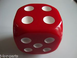 Red Dice Shifter Knob Gear Shift Knob Hot Rods Rat Rods Chevy Ford Mopar Imports