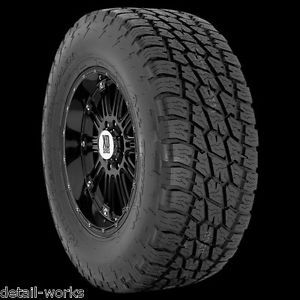 4 Ford F250 Super Duty 18 inch Rims Replacement Tires 275 65R18 E 32