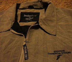 Goodyear Commercial Systems Auto Truck Tires Jacket Large No Shirt or Hat