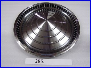 1959 1960 59 60 Chrysler Plymouth Hubcap Hub Cap Like New Near