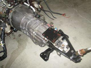 Nissan 300zx Z32 Fairlady JDM VG30DETT Engine VG30DE TT Twin Turbo ECU Trans