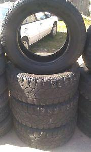 4 35x12 50x20 Procomp Xtreme Tires 35 12 50 20 A T 35x12 50R20 Toyo 35 inch 20