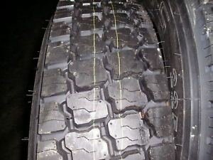 Hercules 803 245 70R19 5 16 Ply Mud and Snow Truck Tires 24570195
