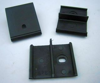1968 on Chevy GMC Truck Body Side Moulding Clips 6263345 10