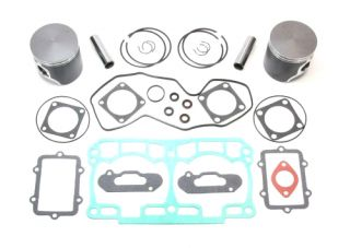 SPI Twin Ring Piston Winderosa Gasket Kit Ski Doo 800 MXZ Summit Adren 08 09