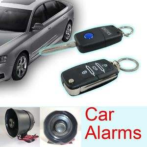 New Folding Remote Key Car Central Lock Locking Entry System Car Alarms