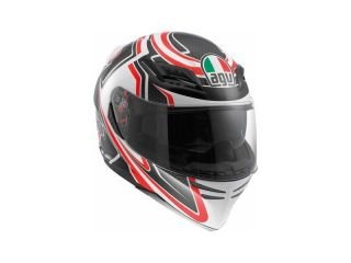 Agv Horizon Racer Helmet SM Red