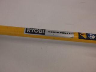 Ryobi 2 Cycle 26cc Gas Weed Trimmer Weed Wacker RY28005 Straight Shaft Whacker