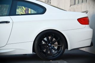 """20"""" Ford Mustang GT Rohana RC10 Concave Silver Staggered Wheels Rims"""