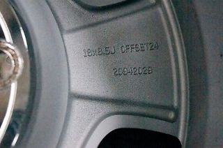 "2014 GMC Sierra Yukon Chrome 18"" Factory Wheels Rims Tires Denali Suburban Tahoe"