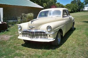 1949 DeSoto Coupe Hot Rod Rat Rod V8 Auto Good Body Runs Good