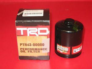 Toyota Genuine TRD Performance Car Truck Oil Filter