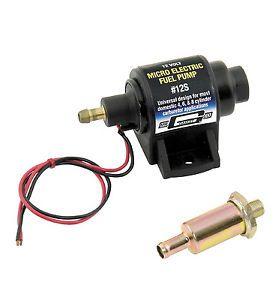 Small Micro Electric Fuel Transfer Pump Diesel Gasoline Car Truck SUV Farms Gas