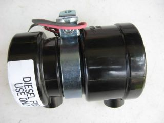 Carter P74085 Walbro Marine Electric Diesel Fuel Pump 12 Volts 7 PSI 43 GPH