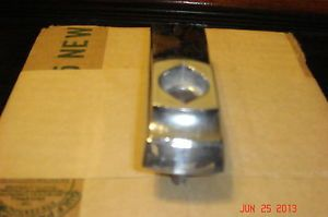 Mopar 1984 90 Dodge Truck Hood Ornament Chrome Base