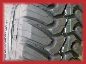 4 New Lt 265 75 16 Thunderer Mud Tires 75R16 R16 Load Range E 10 Ply 2657516 M T