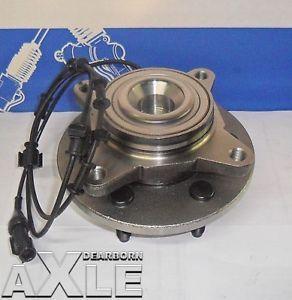 Front Wheel Hub Bearing Assembly rwd 5042