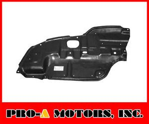 2002 2006 Toyota Camry Engine Under Cover Lower Splash Guard Driver Side