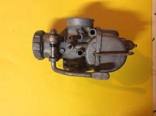 22mm Keihin 658A Carburetor Honda CL100 CB100 Vintage Motorcycle Parts Amaha