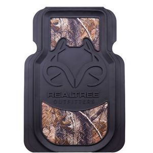 Realtree Camouflage Floor Mat Auto Truck Car Pair
