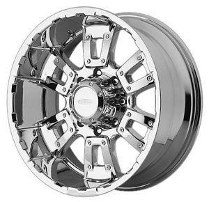 "18"" DIAMO 17 Karat 6x5 5 Escalade Avalanche Silverado Yukon Chrome Wheels Rims"