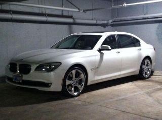 "21"" BMW 311 Star Chrome Wheels Rims 745 750 760 650 550 535 Staggered F01"