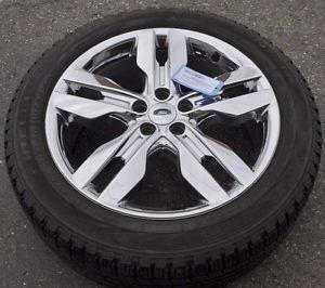 """20"""" Ford Edge Chrome Wheels Rim Tire 3847"""