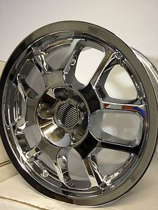 """17 inch Chrome Ford Mustang Factory OE Wheels Rims 17x9 5x4 5 1994 2004 17"""" 24"""