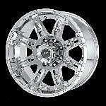 17 inch Chrome Wheels Rims Chevy Silverado 1500 Truck Tahoe GMC Sierra Yukon 15