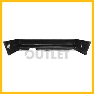92 93 Honda Accord EX Coupe Sedan Rear Bumper Cover Assembly LX EX 2dr 4DR New