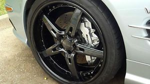 Maya Mercedes Wheels Rims Tires 20x11 SL500 CLS CLS500 CLS550 asanti HRE Custom