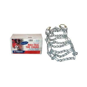 Snow Blower Tire Chains Deep Lug 400x480x8 480x400x8 400 480 8 MTD