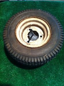 Wheel Horse Snow Blower Wheels Tires