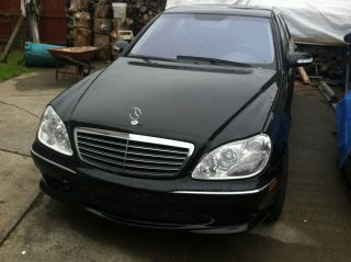 2000 2001 2002 2003 2004 2005 2006 Mercedes Benz S500 s Class Engine Motor W220