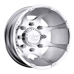 16 inch Crazy Eightz Chrome Dually Wheels Rim Ford F350